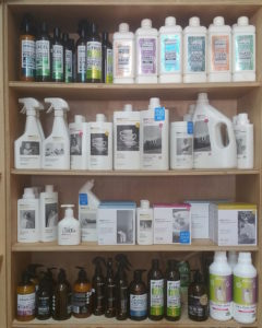 Natural cleaning, natural products, natural mould removal