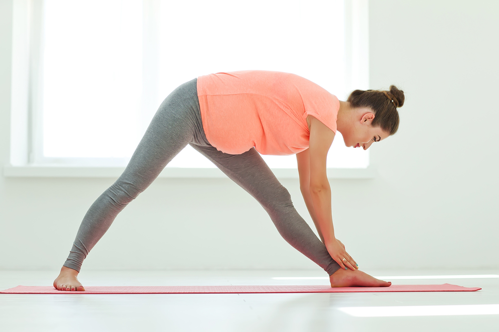 pregnancy back pain exercise